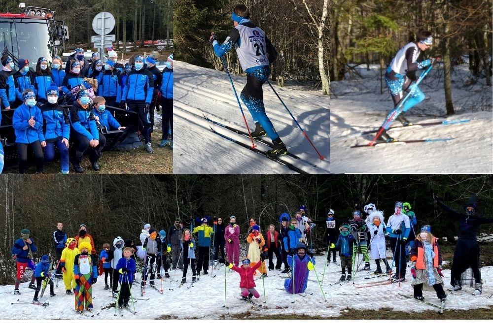 Carnaval, Inauguration, Test à ski... Quel programme!